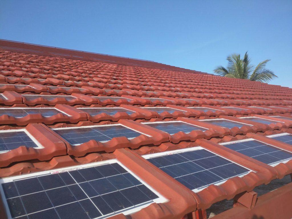 Solar Roof Tiles Anu Solar